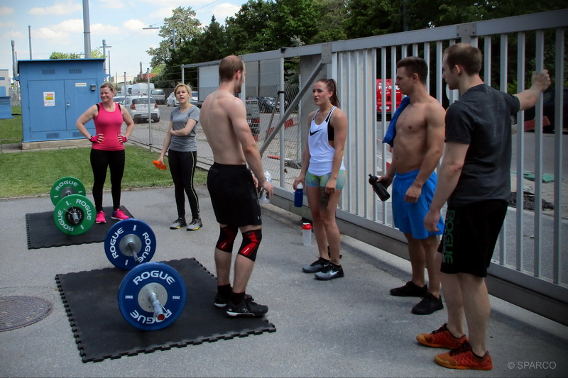 NeverRest CrossFit Community